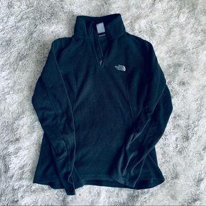 The North Face Fleece 1/4 Zip Pullover Jacket